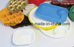 Plastic Forming Machine for Fast-Food Trays (DH50-71/90S) pictures & photos