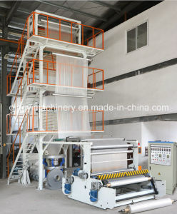 LDPE High-Speed Film Blowing Machine pictures & photos