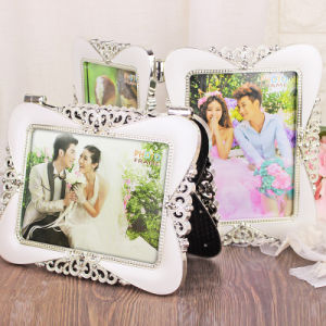 Wholesale 7 Inch European Plating Photo Frame pictures & photos