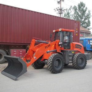 E4 Light Wheel Loader, Small Wheel Loader (CE) pictures & photos