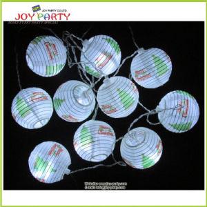 "3"" Paper Lantern String Light Christmas Lighting Decoration pictures & photos"