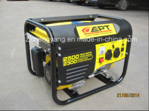 2kw to 6kw Silent Portable Gasoline Generator for Home Use (EPT2500) pictures & photos