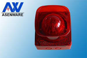 Asenware Fire Alarm Siren with Strobe pictures & photos