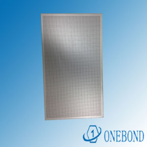 Perforated Acoustic Aluminum Honeycomb Panel pictures & photos