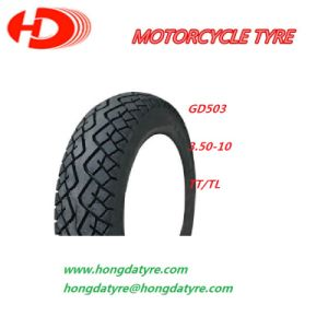 High Performance Scooter Motorcycle Tire 3.50-10 pictures & photos