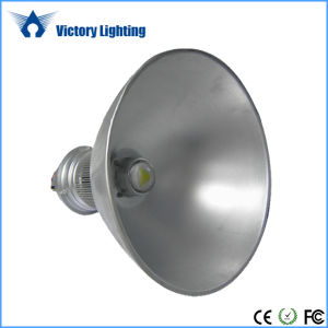 50W Waterproof IP65 Bridgelux Chips LED High Bay Light pictures & photos