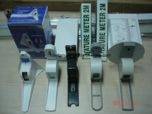 Mechanical Measuring Tape with Wall Stop & Magnifier pictures & photos