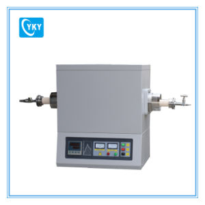 Laboratory 1400c High Temperature Horizontal Tube Furnace with Sic Heating Rod Cy-T1400-50IC pictures & photos
