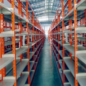 Medium Duty Long Span Warehouse Storage Shelving pictures & photos