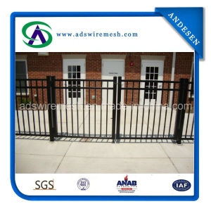 2016 Hot Sale Ornamental Iron Fence pictures & photos