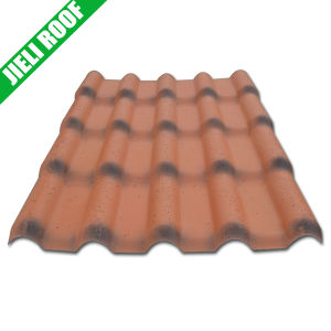 Corrugated Fiberglass Roofing Tile pictures & photos