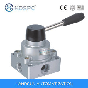 Hv Series Hand Switching Pneumatic Valve pictures & photos