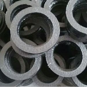 Graphite Paper Gasket for Mechanical Sealing pictures & photos