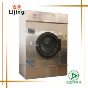 100kg Stainless Steel Industrial Laundry Centrifugal Dryer pictures & photos