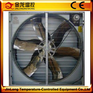 Industrial Exhaust Fan/ Push-Pull Type Centrifugal Shutter Exhaust Fan with CE pictures & photos