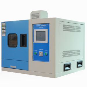 Programmable Temperature and Humidity Constant Environmental Simulation Test Chamber pictures & photos