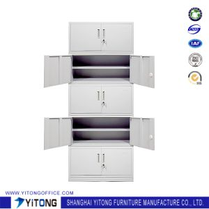 10-Door Metal Storage Cabinet / Office Use Steel File Cabinet pictures & photos