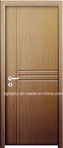 Wood Veneer/Melamine Door/Molded Door/Interior Door with Frame pictures & photos