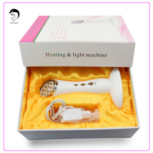 Rechargeable LED Heating Photon Light Therapy PDT Skin Whitening Rejuvenation Acne Removal Anti Aging Skin Warming pictures & photos