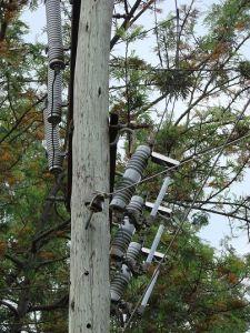 Lightning Arrester, Polymer Metal Oxide Surge Arrester 3-132kv, 10ka pictures & photos