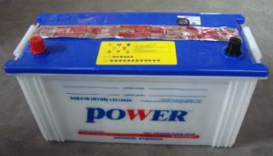 Dry Charged Car Battery N100 12V100ah pictures & photos