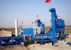 Roady Popular 60t/H Mobile Asphalt Mixing Plant