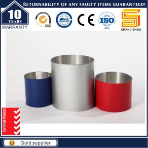 6063 Aluminum Profile Pipe for Industrial pictures & photos