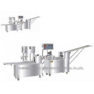 Square Steamed Bread Producing Line pictures & photos