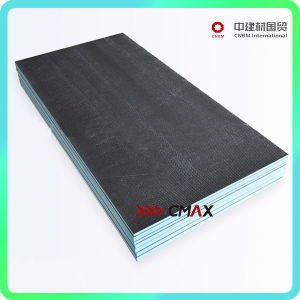Cement XPS Tile Backer Board for Shower Room Cnbm Group pictures & photos