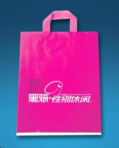 Fashion Custom Printed Carrier Bags for Garments (FLL-8342) pictures & photos