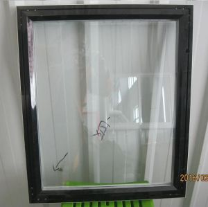 PVC Frame Low E Insulated Glass Door for Display Cooler pictures & photos
