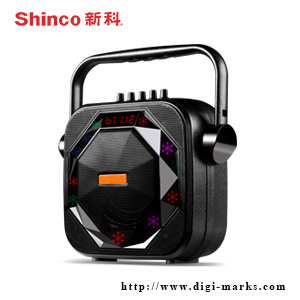 New Models Outdoor Bluetooth Karaoke Speaker for Best Gifts pictures & photos