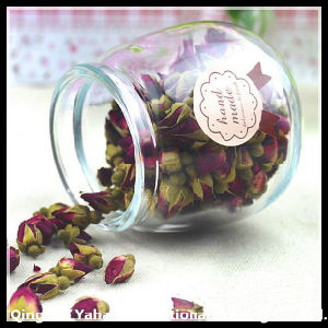 Mini Glass Bottle for Storage Rose Tea pictures & photos