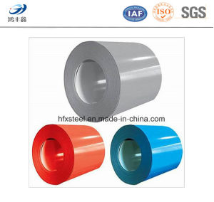 Ral 5012 1220mm Width Color Coated Galvanized Steel Coil pictures & photos