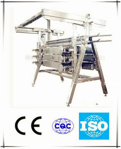 "Stainless Steel Chicken Feather Peeling Machine (""a"" Type Refined Plucker) pictures & photos"
