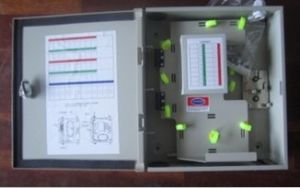 Optical Fiber Disconnection Box