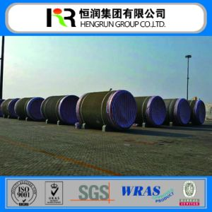 Wras Certificates Prestressed Concrete Cylinder Pipe (PCCP Pipe) with Own Factory pictures & photos