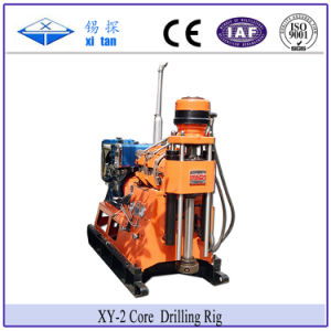 Xitan Xy-2 Core Exploration Drilling Rig Soil Survey Drill Rig Xy2 Geological Exploration Drilling Rig pictures & photos
