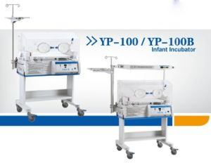 Infant Incubator with Fixed Neonate Bilirubin Phototherapy Equipment (MCF-100B) pictures & photos