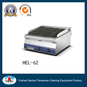 Electric Char Grill (table top series) (HEL-62) pictures & photos