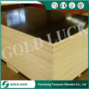 Cheap Price Good Quality WBP Glue Marine Film Faced Shuttering Plywood pictures & photos