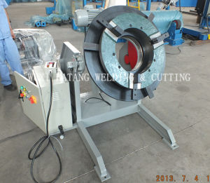 Special Welding Positioner with Chuck pictures & photos