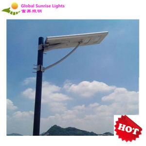 30W Solar Street Light with PIR Sensor pictures & photos