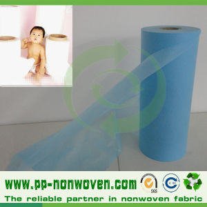 Hydrophilic Non Woven Fabric for Diaper pictures & photos