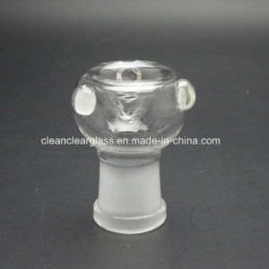 Factory Wholesale Price Clear Glass Female Bowl for Glass Water Pipe