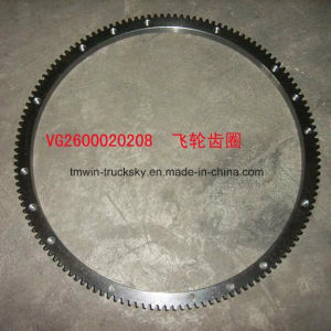 Sinotruck HOWO Engine Parts Flywheel Ring Gear (VG2600020208) pictures & photos