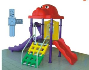 2014 Kindergarten Outdoor Playground with TUV Certificate (QQ12030-6) pictures & photos