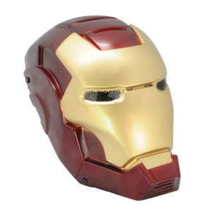 Wire Mesh Iron Man 2 Halloween Paintball Airsoft Mask pictures & photos