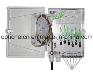 FTTH Telecom Indoor Fiber Optic FTTH Distribution Box pictures & photos