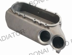 Oil Cooler Cover for Nissan Rd10, Aluminum Die Casting pictures & photos